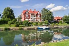 Hotel de Göta Imagenes de archivo