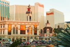 Hotel de Harrahs o 8 de julho de 2013 em Las Vegas Imagens de Stock Royalty Free