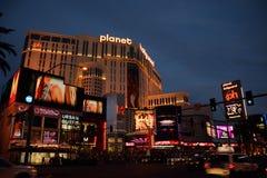Hotel de Hollywood del planeta fotos de archivo libres de regalías