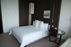 Hotel de Hyatt do parque de SWFC Foto de Stock