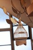 Hotel de JJ S, jaula de pájaros Fotografía de archivo