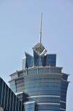 Hotel de Jw Marriott en bahía del negocio de Dubai imágenes de archivo libres de regalías