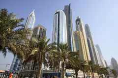 Hotel de la Atlántida, Dubai, UAE imagenes de archivo