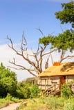 Hotel de la casa de campo de Mapula Foto de archivo libre de regalías