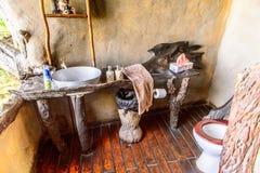 Hotel de la casa de campo de Mapula Imágenes de archivo libres de regalías