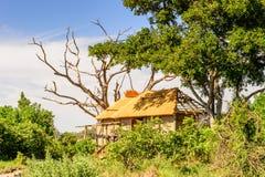 Hotel de la casa de campo de Mapula Imagenes de archivo