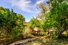 Hotel de la casa de campo de Mapula Imagen de archivo libre de regalías