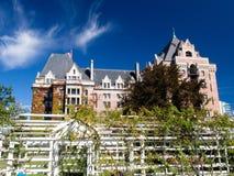 Hotel de la emperatriz de Fairmont Fotografía de archivo