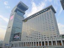 Hotel de la estrella de Pekín Pangu 7 Fotos de archivo