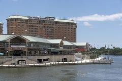 Hotel de la isla del puerto de Westin en Tampa la Florida los E.E.U.U. Imágenes de archivo libres de regalías