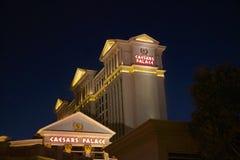 Hotel de Las Vegas Fotografía de archivo libre de regalías