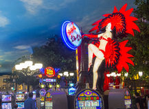 Hotel de Las Vegas, Paris Foto de Stock