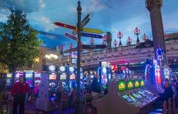 Hotel de Las Vegas, Paris Fotografia de Stock Royalty Free