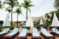Hotel de lujo Foto de archivo libre de regalías