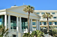 Hotel de lujo Imagen de archivo libre de regalías