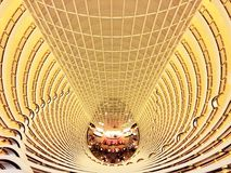 Hotel de lujo Fotografía de archivo libre de regalías