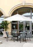 Hotel de lujo al aire libre Foto de archivo libre de regalías