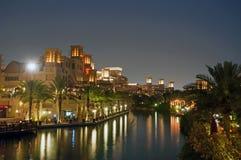 Hotel de lujo de Dubai imagen de archivo libre de regalías