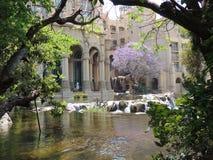 Hotel de lujo del palacio Foto de archivo