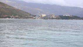 Hotel de lujo Dukley complejo en Budva, Montenegro Tiroteo con metrajes