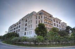 Hotel de lujo - el Danna, Langkawi Imagen de archivo libre de regalías