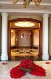 Hotel de lujo en guangzhou Fotografía de archivo libre de regalías