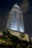 Hotel de luxo Dubai Fotos de Stock