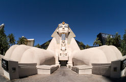 Hotel de Luxor e casino Las Vegas Foto de Stock Royalty Free