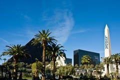 Hotel de Luxor, Las Vegas Fotos de Stock Royalty Free