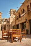 Hotel de Madinat Jumeirah Foto de Stock Royalty Free