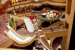 Hotel de Mandarin Oriental em Singapura fotografia de stock royalty free