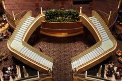 Hotel de Mandarin Oriental - Singapura imagem de stock royalty free