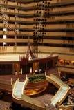 Hotel de Mandarin Oriental - Singapura fotografia de stock royalty free
