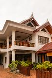 Hotel de Manoluck em Luang Prabang, Laos Fotos de Stock