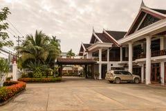 Hotel de Manoluck em Luang Prabang, Laos Imagem de Stock