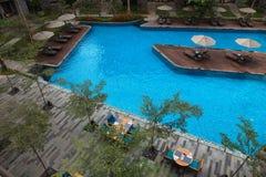 Hotel de Marriott, Bali Fotos de archivo libres de regalías