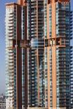 Hotel de Miami imagen de archivo libre de regalías