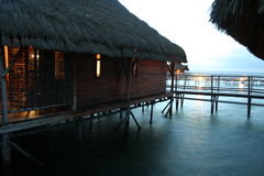 Hotel de Mozambique Imagens de Stock Royalty Free