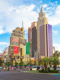 Hotel de Nueva York Nueva York Fotos de archivo