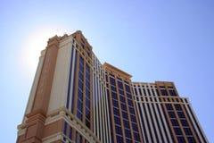 Hotel de Palazzo Fotos de Stock Royalty Free