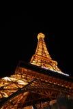 Hotel de París y restaurante de la torre de Casino-Eiffel Fotos de archivo