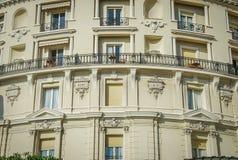 Hotel De Paris. Royalty Free Stock Photography