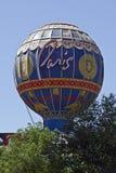 Hotel de Paris, Las Vegas, nanovolt Fotos de Stock Royalty Free