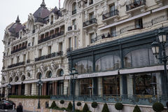 Hotel de Paris Stock Image