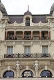 Hotel de Paris in Monte Carlo, Monaco Stock Photography