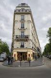 Hotel de Parisien Fotos de archivo libres de regalías