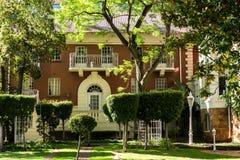 Hotel de parque de Sunnyside - Johannesburgo Imagen de archivo libre de regalías