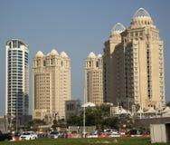 Hotel de quatro estações em Doha, Catar Fotos de Stock Royalty Free