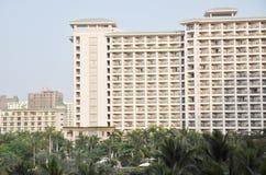 Hotel de recurso tropical fotografia de stock