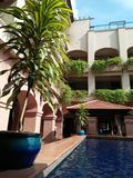 Hotel De Rio, Melaka stock photography